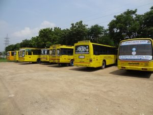 The Kanji Project gives funds to support the running costs of the school buses that collect and drop off children from many remote villages around Kanji. Without these buses, children would not have the opportunity to receive an education.